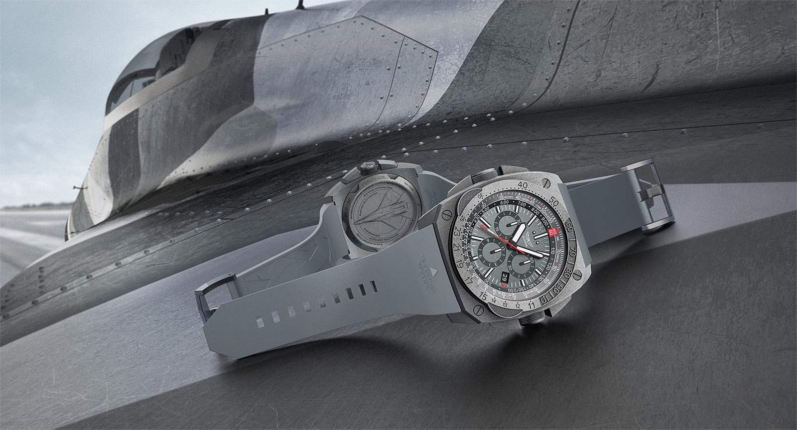 AVIATOR Watch MIG-29 SMT Collection of Pilot Watches