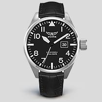 Airacobra P42 V.1.22.0.148.4 Pilot`s Watch by AVIATOR Watch Brand