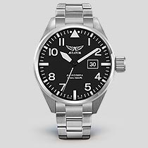 Airacobra P42 V.1.22.0.148.5 Pilot`s Watch by AVIATOR Watch Brand