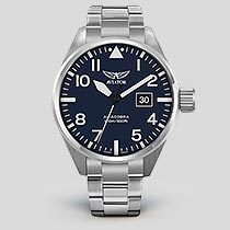 Airacobra P42 V.1.22.0.149.5 Pilot`s Watch by AVIATOR Watch Brand