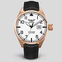 Airacobra P42 V.1.22.2.152.4 Pilot`s Watch by AVIATOR Watch Brand