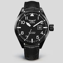 Airacobra P42 V.1.22.5.148.4 Pilot`s Watch by AVIATOR Watch Brand