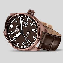 Airacobra P42 V.1.22.8.151.4 Pilot`s Watch by AVIATOR Watch Brand