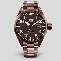 Airacobra P42 V.1.22.8.151.5 Pilot`s Watch by AVIATOR Watch Brand