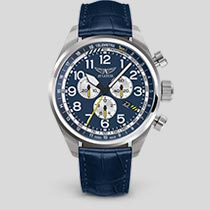 Airacobra P45 Chrono V.2.25.0.170.4Pilot`s Watch by AVIATOR Watch Brand