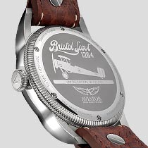 Bristol Scout V.3.18.0.160.4 Pilot`s Watch by AVIATOR Watch Brand